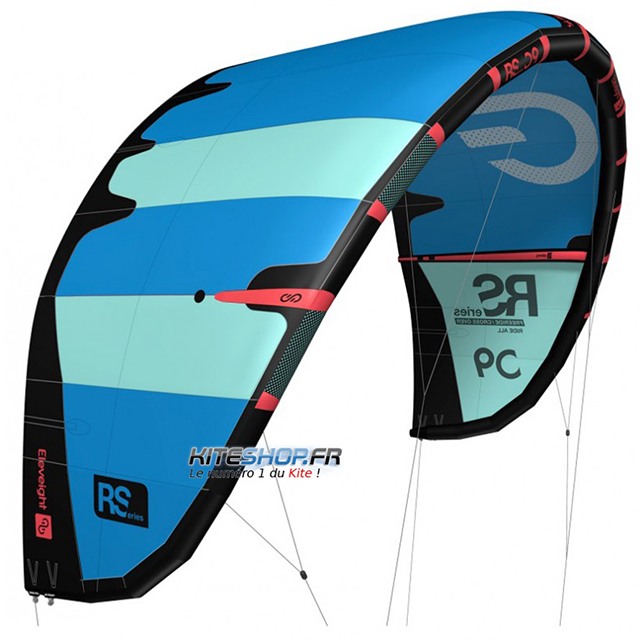 Aile de kitesurf Eleveight RS en test